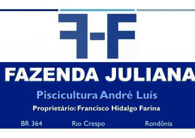 Piscicultura Fazenda Juliana