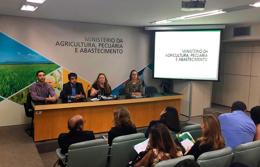 Peixe BR participa do Diálogo com o Setor de Aquicultura – Construção da Política Pública Sanitária