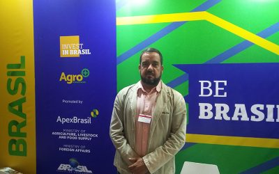 Associada da Peixe BR participa de missão internacional para atrair investidores para o agronegócio