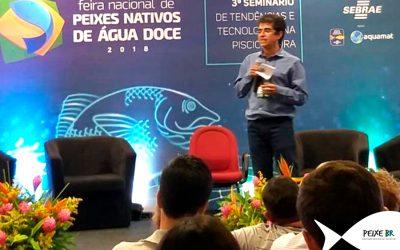 III Feira Nacional de Peixes Nativos de Água Doce em MT oferece experiências de culinária, exposições e palestras