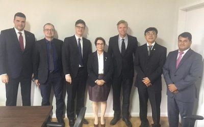 Setor de aquicultura se reúne com futura ministra da Agricultura