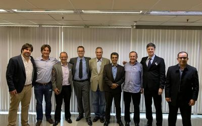 PEIXE BR entrega prioridades da Piscicultura para o Secretário de Aquicultura e Pesca, Jorge Seif Jr.