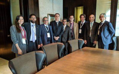 Peixe BR participa da missão da comitiva do Presidente Jair Bolsonaro em Israel