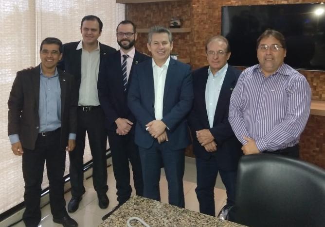 Peixe BR participa de Reunião na sede do governo do estado de Mato Grosso