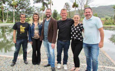 Peixe BR participa de encontro anual na ACQUA SUL