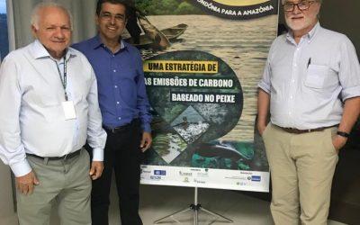 Oportunidades REDD+ de Rondônia para a Amazônia, uma estratégia de baixas emissões de carbono baseado no peixe