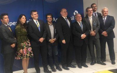 PEIXE BR e Apex-Brasil se reúnem