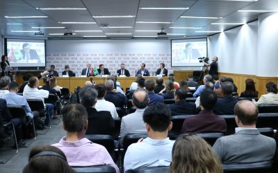 Produção sustentável de peixes de cultivo é o foco do Encontro Noruega-Brasil de Aquicultura