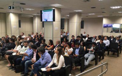 Peixe BR e empresas associadas participam de reunião com o MAPA para tratar sobre o mercado Chinês