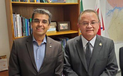 Senador Zequinha Marinho defende a isenção de tributos para a piscicultura